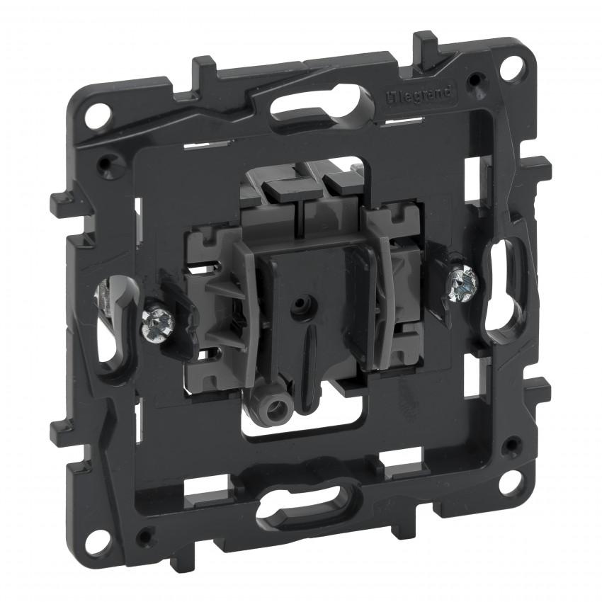 Mecanismo Interruptor Simple 10 AX 250V AC LEGRAND Niloé Step 864001