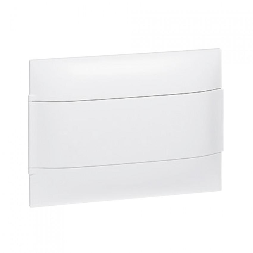 Caixa de Encastrar Practibox S para Divisórias Pré-fabricadas Porta Lisa 1x22 Módulos LEGRAND 137065