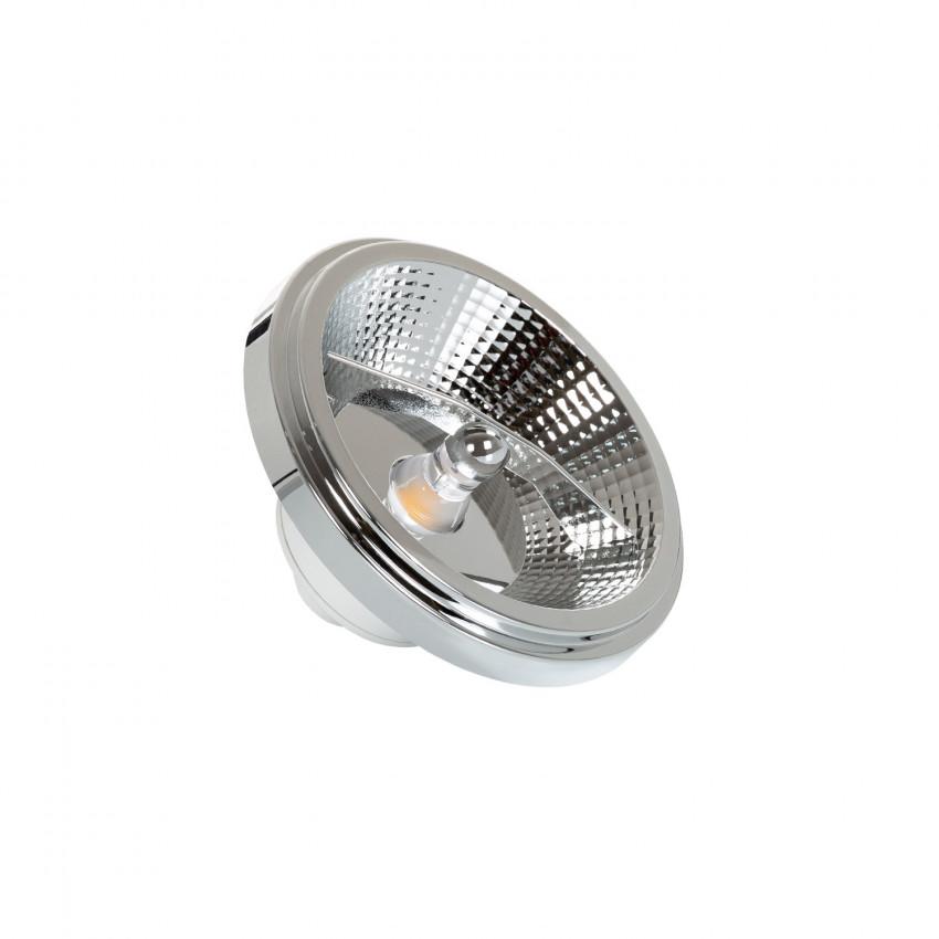 Bombilla LED GU10 AR111 12W 24º