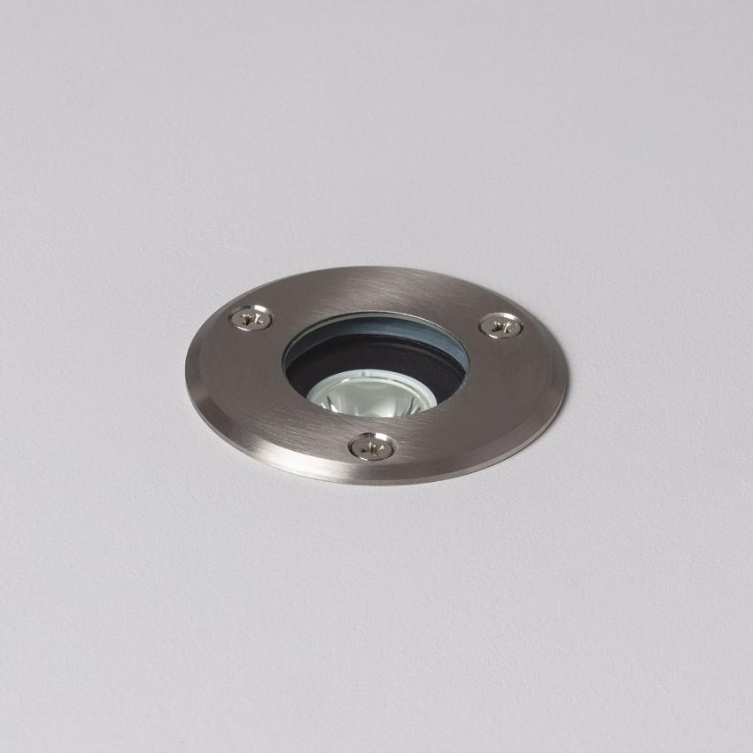 Foco LED Empotrable en Suelo Inox 3W IP67