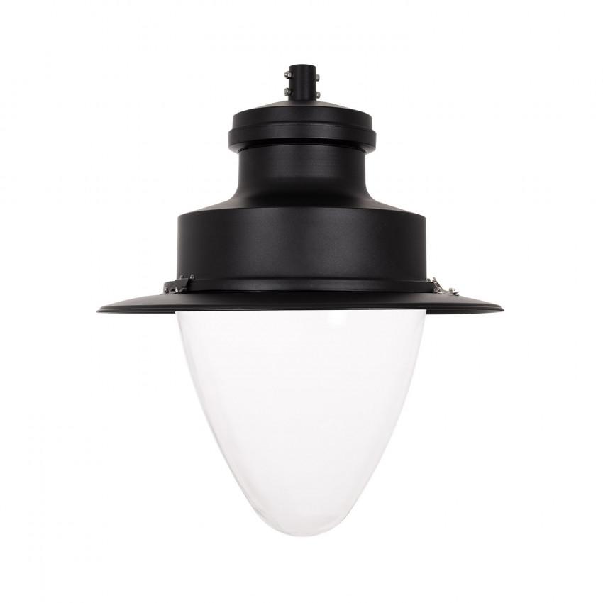 Luminaria LED 40W Fisher LUMILEDS MEAN WELL programável Iluminação Pública