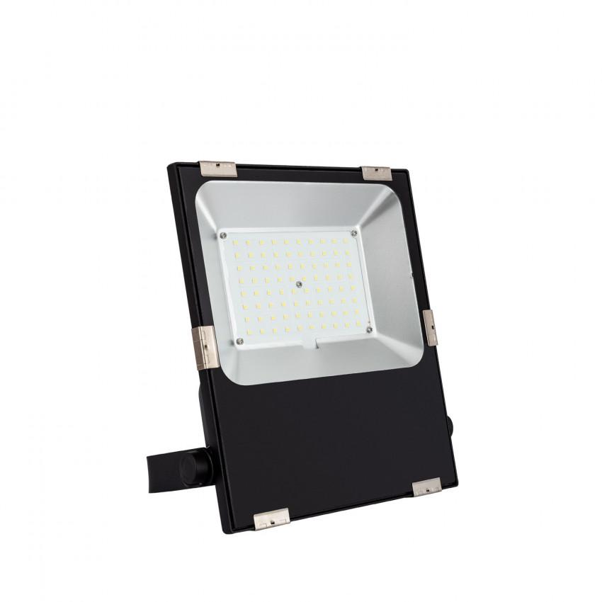 Foco Proyector LED 60W 160 lm/W IP65 HE Slim PRO 120º Regulable TRIAC