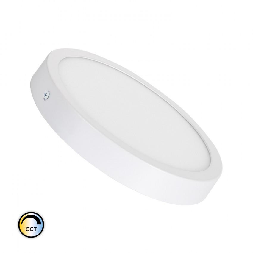 Plafón LED 18W Circular Superslim CCT Seleccionable
