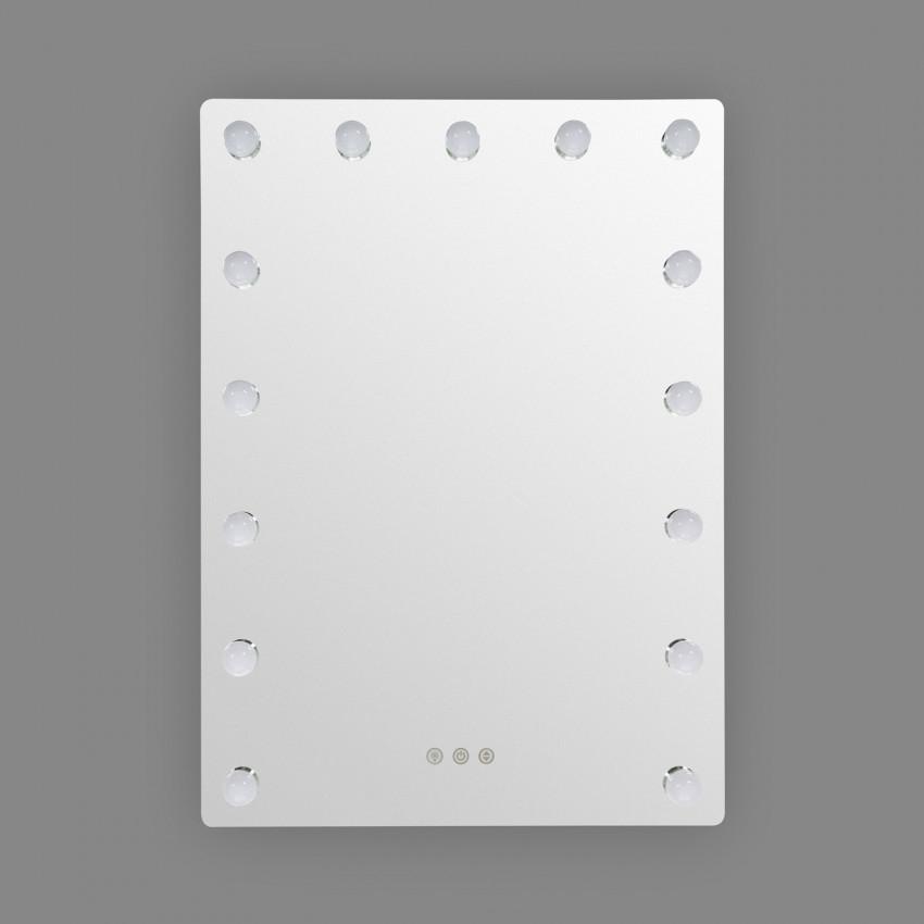 Espelho LED Táctil Essauira 70x50 cm