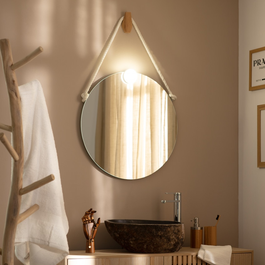Aplique LED Barbados 4W para Espelho de casa de banho