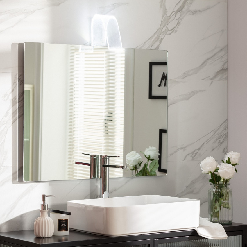 Aplique LED Filipinas 3W  para Espelho de casa de banho