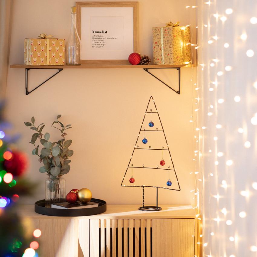 Árbol de Navidad LED con Batería