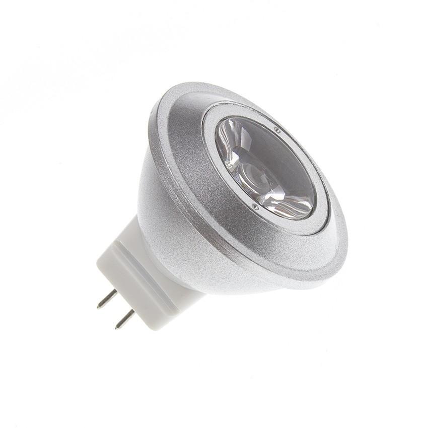 Bombillas LED MR11, G12 y S19
