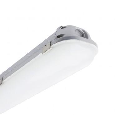 Pantalha Estanca LED Aluminio 1200mm 40W