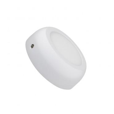 Placa de Superfície LED Circular White Design 6W