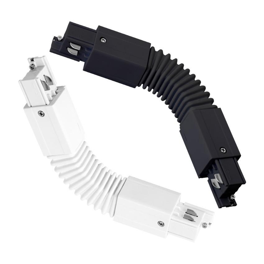 Conector Flexível para Carril Trifásico