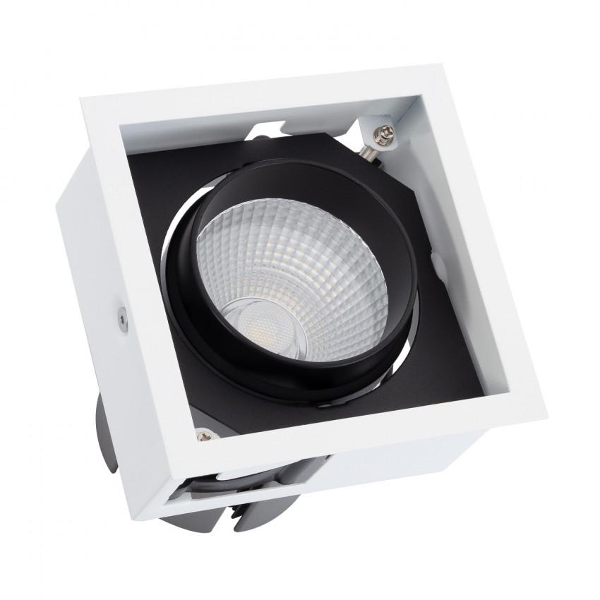 Foco LED COB Direccionável Kardan 30W LIFUD Corte 110x110 mm