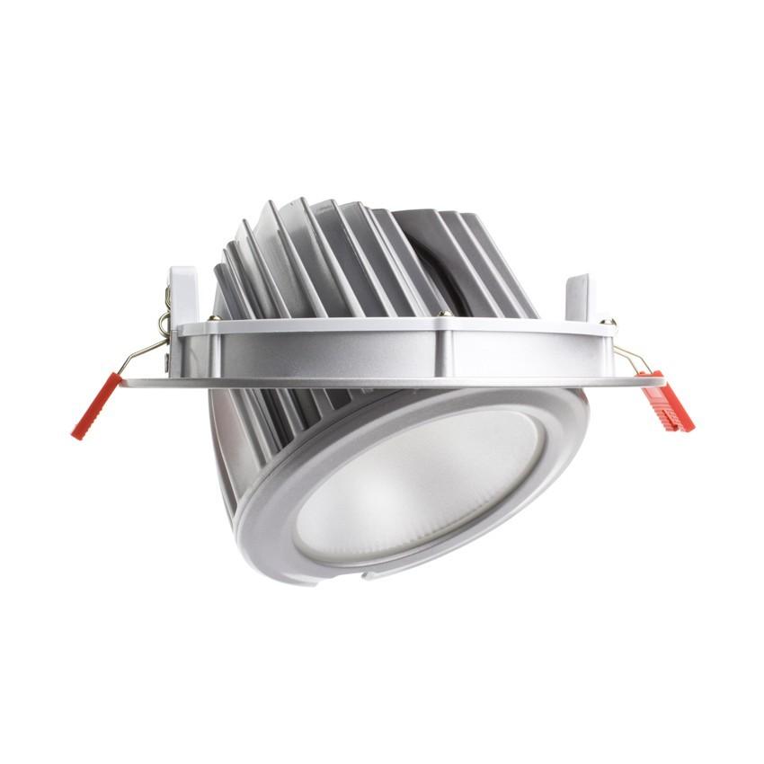 Foco Projector LED SAMSUNG 120lm/W Direccionável Circular Prata 60W LIFUD