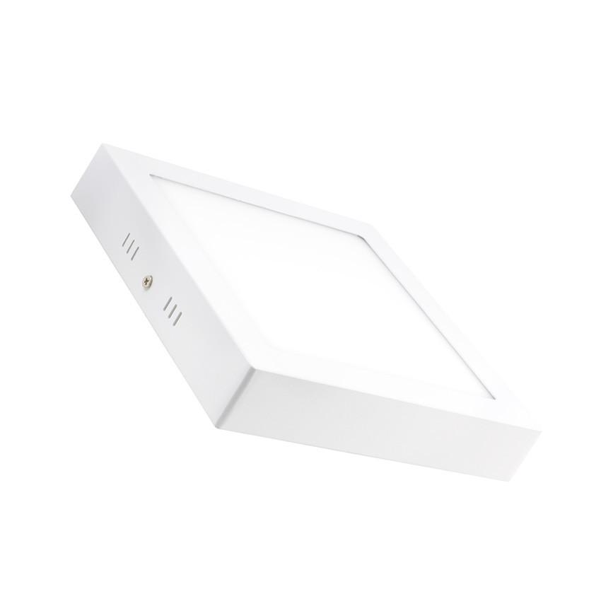 Pack-Plafones-LED-Cuadrado-18W-2-un-Downlight-LED-Plafones miniatura 6