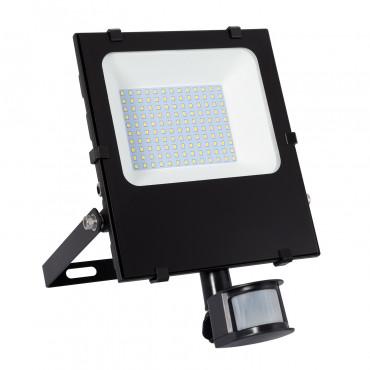 Foco Projetor LED com Detector Branco Neutro 50W